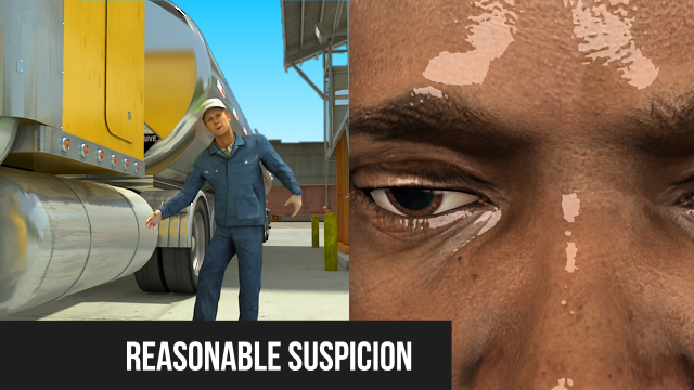 "An employee must submit to a drug or alcohol test if a trained supervisor or company official requests it based on ""Reasonable Suspicion."""