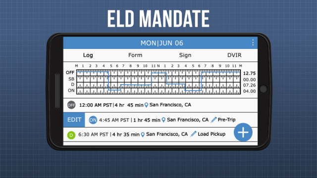 ELD Mandate requires most CMV drivers to use Electronic Logging Devices after Dec. 18, 2017.