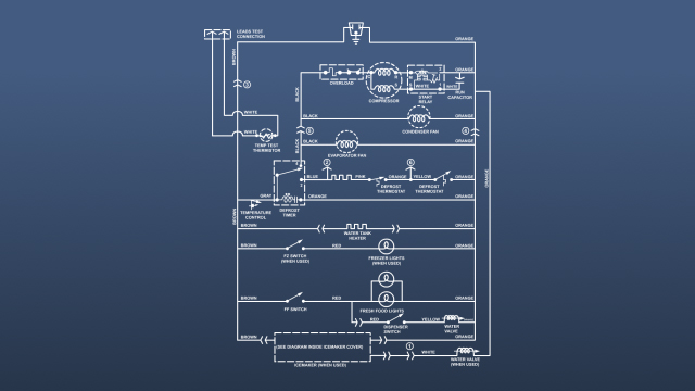 Wiring diagrams are generally used for larger devices, which employ actual wire and focus more on the connections of electrical components.