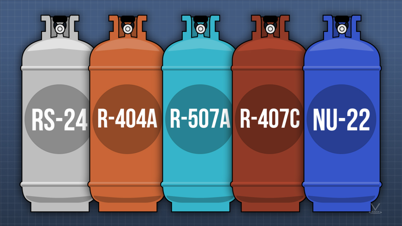 Substitute refrigerants are designed to replace phased out refrigerants in existing systems, but the retrofit process is not that simple.