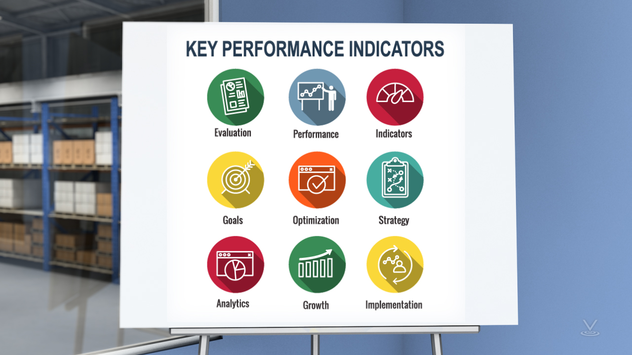 When implementing visual management, it is important to have a clear understanding of your business's Key Performance Indicators (KPIs) and information relevant to the shop floor.