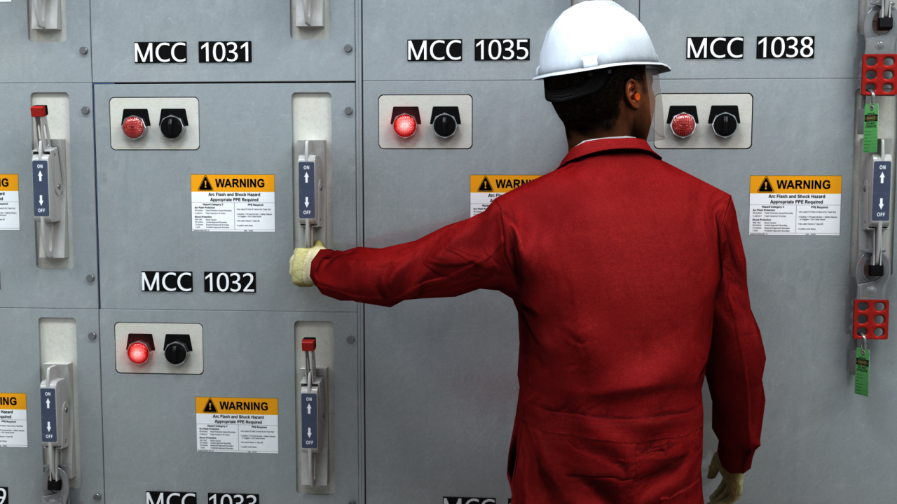 To prevent injuries, follow lockout/tagout procedures and other safe work practices for controlling hazardous energy.