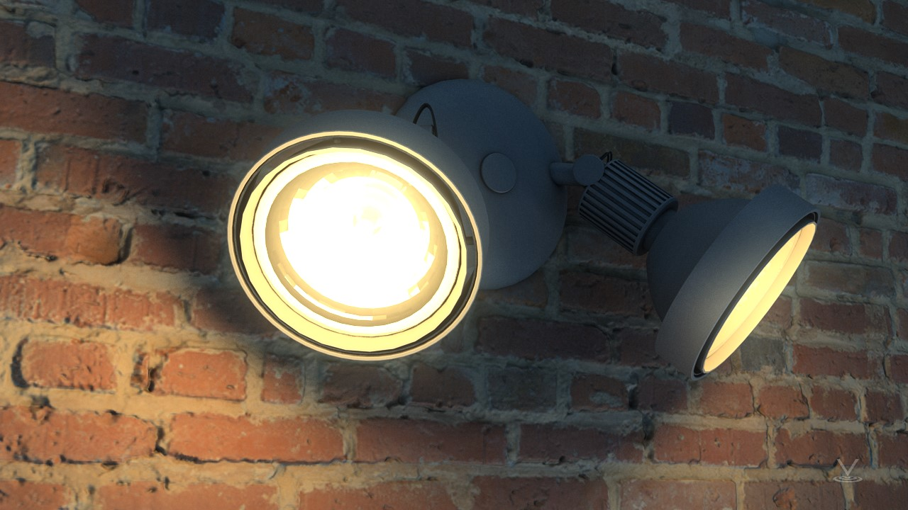 One application of a timeclock would be to turn outdoor security lights on and off, rather than leave them on all the time.