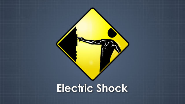 Shock is one electrical hazard, but it's not the same as arc flash.