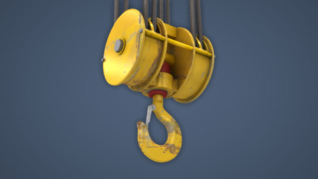 Slings are the most common type of rigging: they support a load by wrapping around it or by connecting to it.