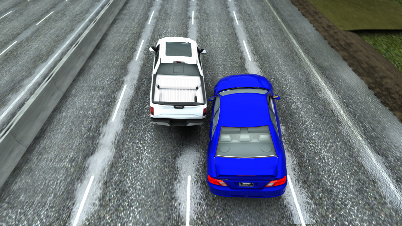 In general, the number one way to prevent a sideswipe crash is to use defensive driving techniques.