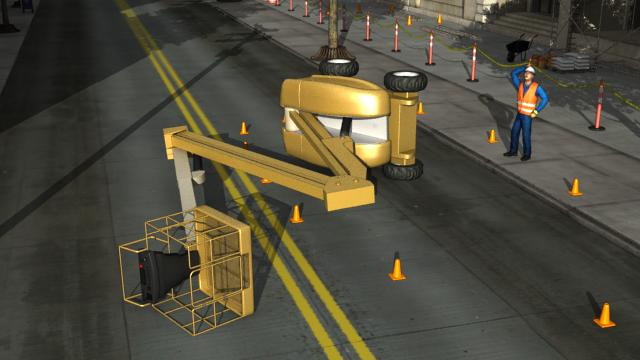 aerial work platform safety video