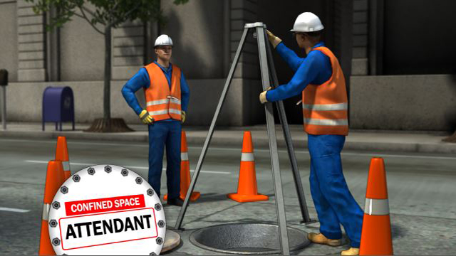 Confined Space Entry - Permit Required