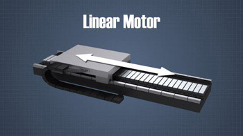 Picture of a linear motor