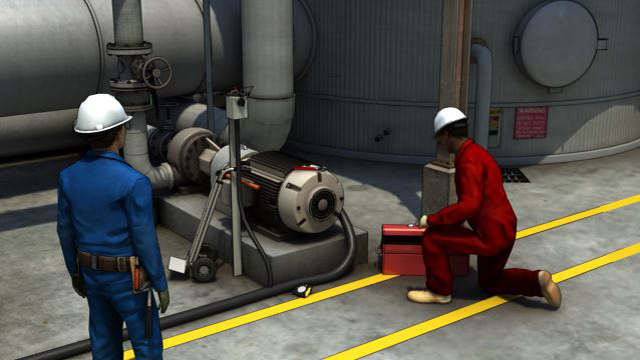 Lockout Tagout Training For Affected Employees
