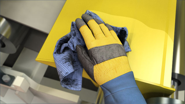 Housekeeping is an essential function for equipment reliability.