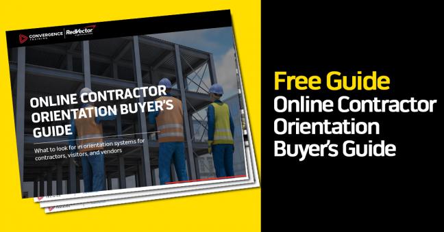 Online Contractor Orientation Buyers Guide Image