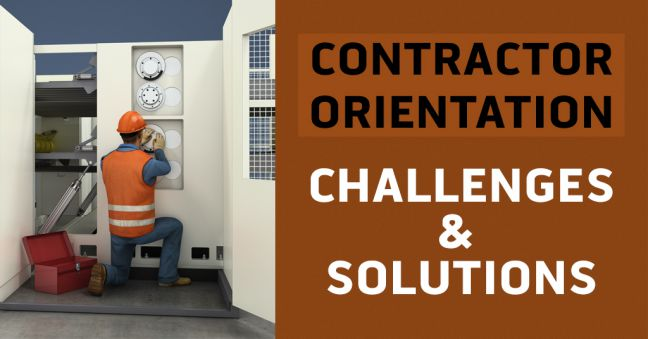 Contractor Orientation Solutions Image