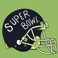 safety training for the super bowl party image