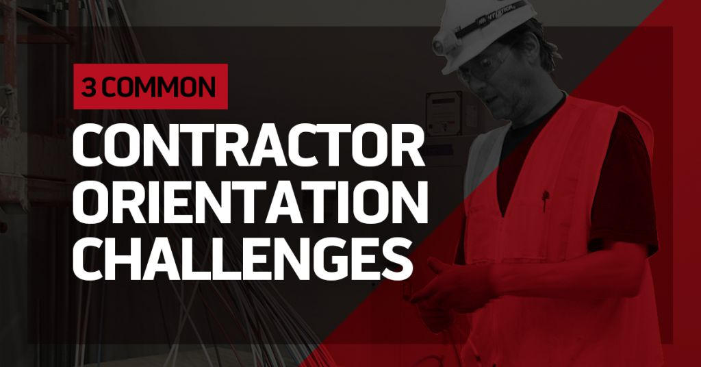 Common Contractor Orientation Challenges Image