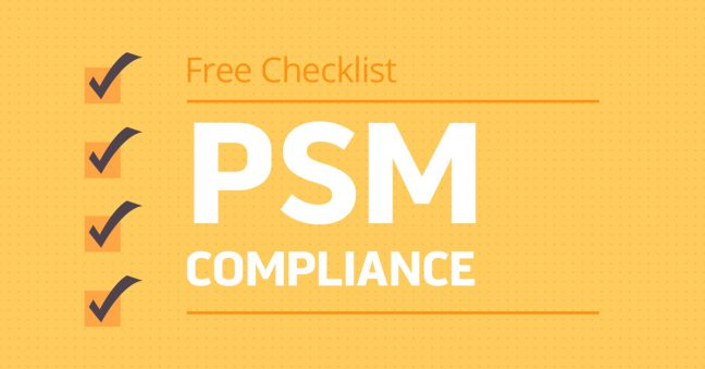 Free Process Safety Management (PSM) Checklist Image