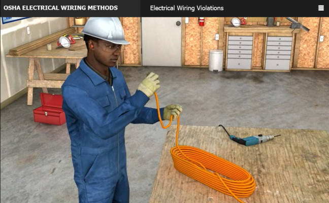 Online Electrical Wiring Safety Training: Online Courses, Free Word ...