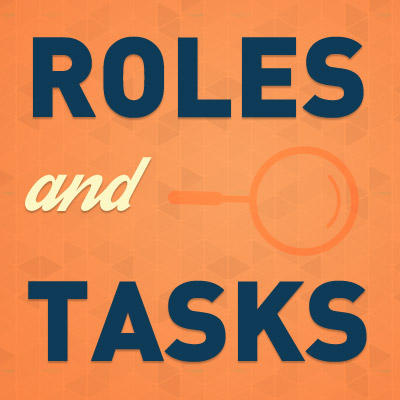 Job Roles and Job Tasks Image