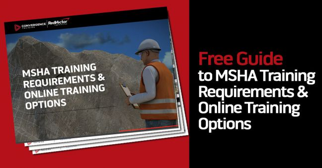 MSHA Training Guide Image