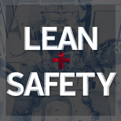Lean Manufacturing and Safety Image