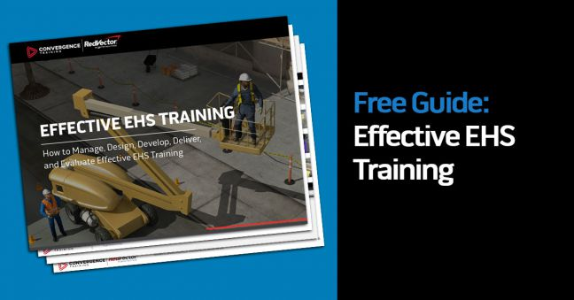 EHS Training Guide Image