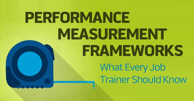 Performance Measurement Frameworks Image