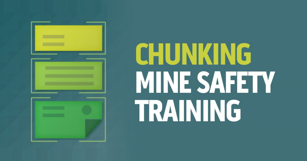 Chunking Mining Safety Training Image