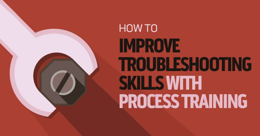 Training to Troubleshoot Image