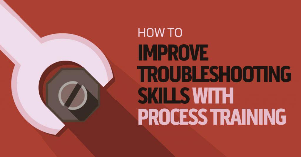 Training to Troubleshoot Image