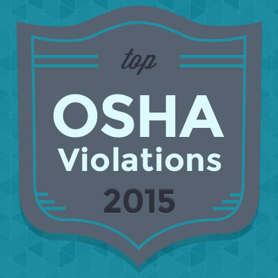 Oshas top ten violations 2015 osha top 10 violations 2015 publicscrutiny Choice Image
