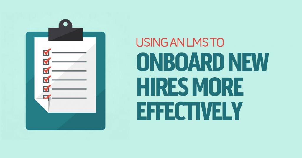 LMS for Onboarding New Employees Image