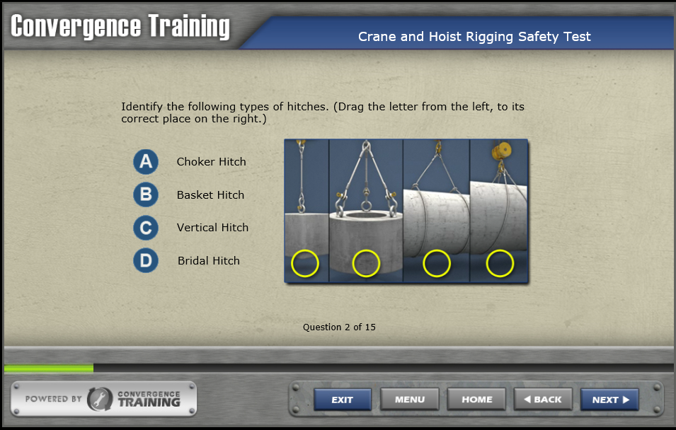 eLearning for Safety Training Image