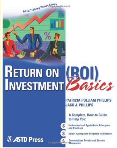Training ROI Basics Book Image