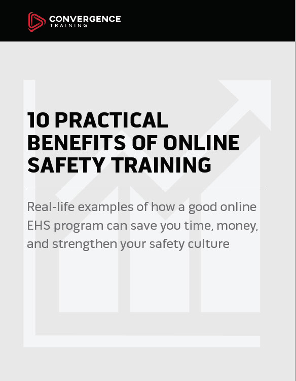 10 Benefits of Online Training Guide Image