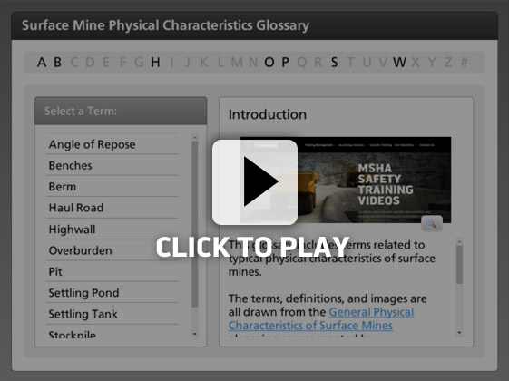 surface-mine-glossary