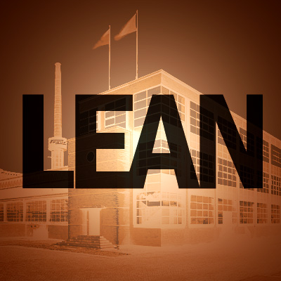 what is lean manufacturing image