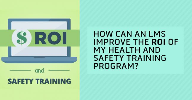 LMS & ROI of Job Training Image
