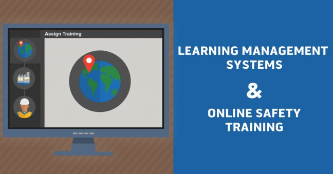 LMS for Online Safety Training Image