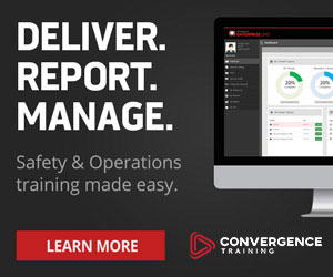 Deliver. Report. Manage. Convergence Training EHS Course Library