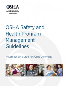 OSHA Safety and Health Image