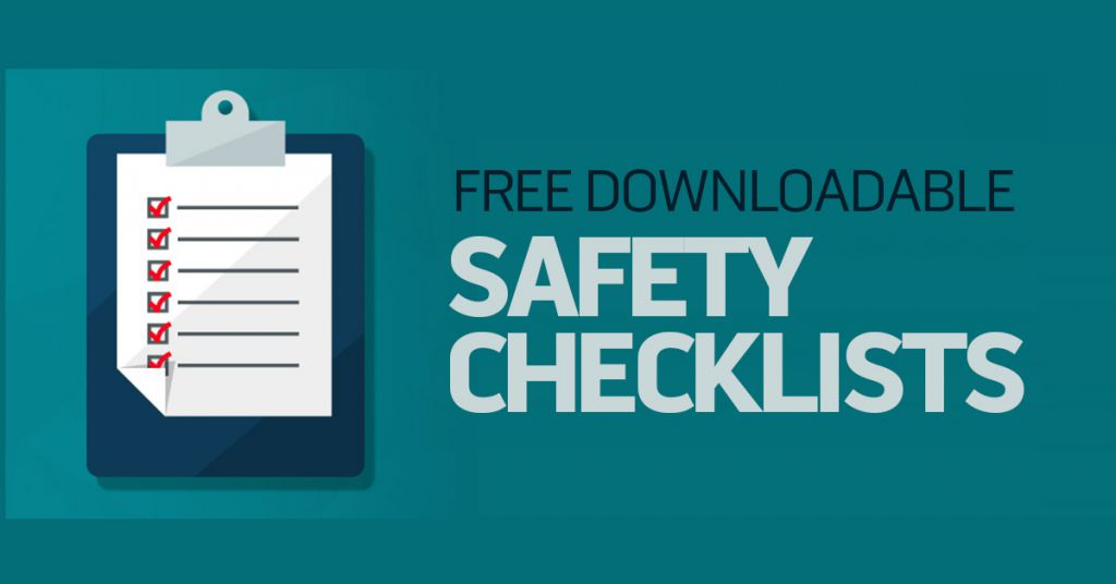 Free Safety Checklists Image