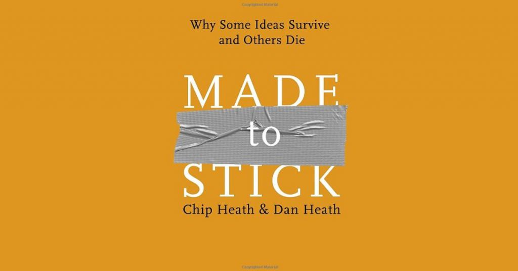 Made to Stick Book Image