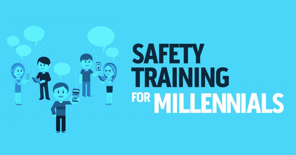 safety training for millennials image
