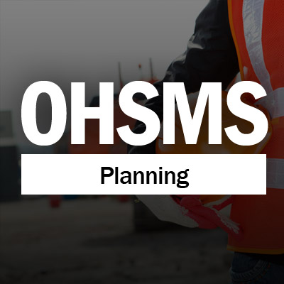 Planning an OHSMS image