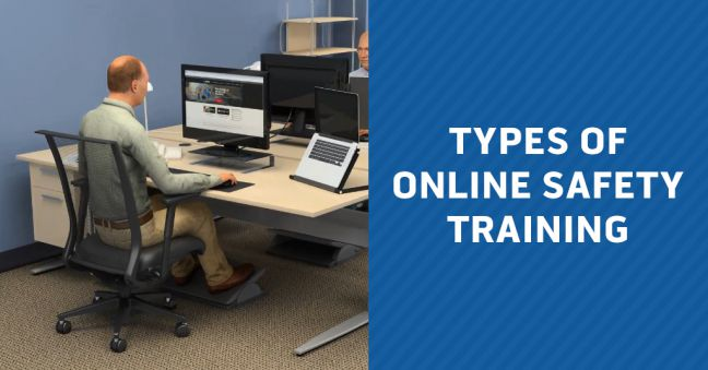 Types of Online Safety Training Image