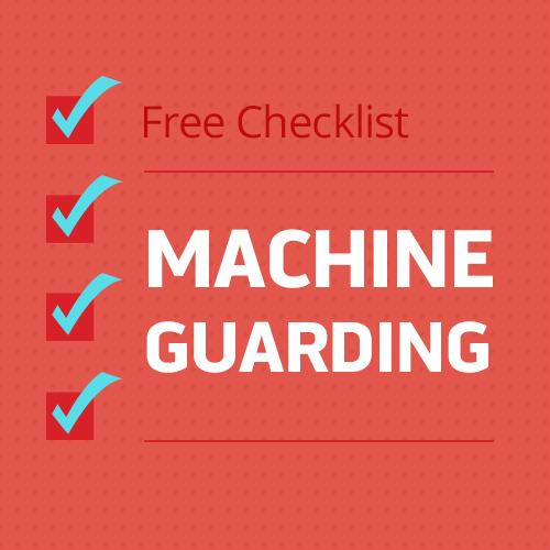 machine guarding checklist image
