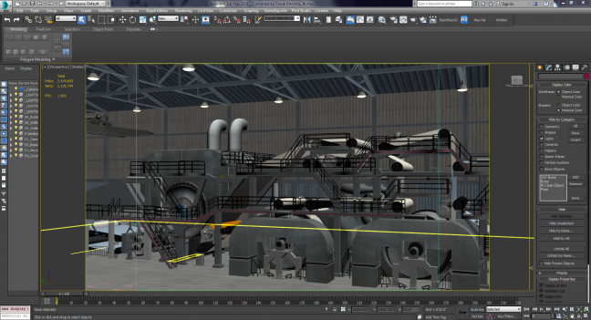 3D Modeling for Manufacturing Training Screen Grab Image