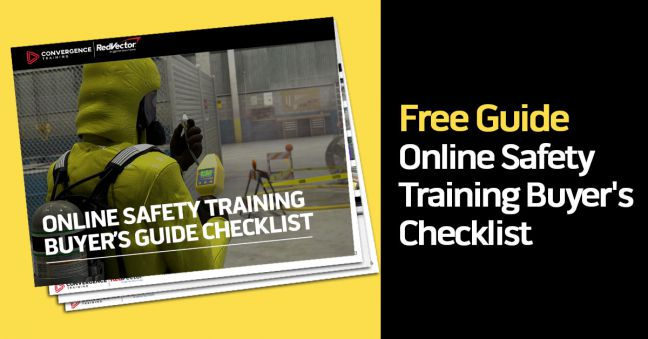 Online Safety Training Buyer's Guide Checklist Image