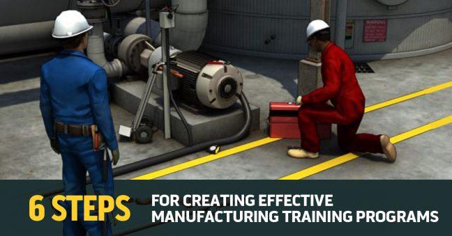 Manufacturing Training Programs Image