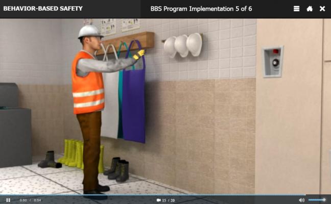 Behavior-Based Safety Image